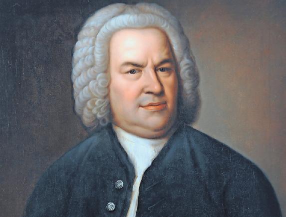 Porträt Bach Porträt Bach Foto: Bach-Archiv