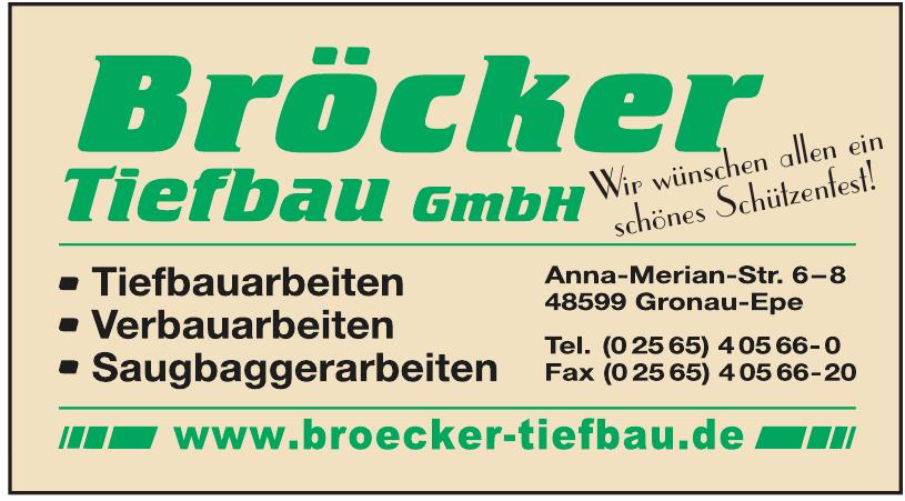 Bröcker Tiefbau GmbH