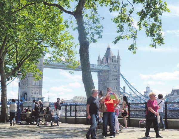 Abenteuer in London