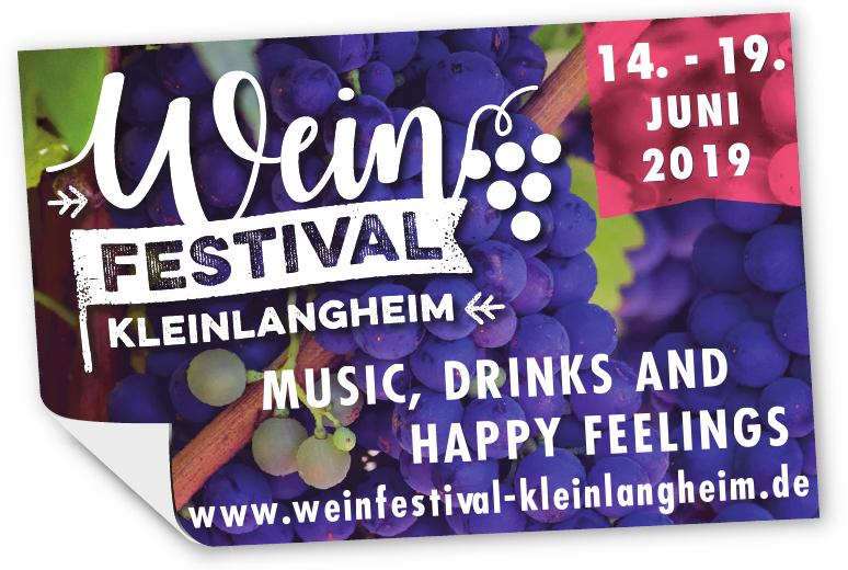 Weinfestival Kleinlangheim