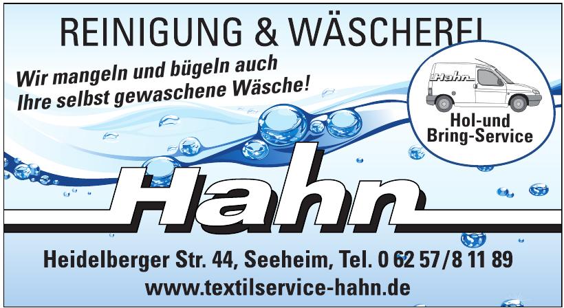 Reinigung & Wäscherei Hahn