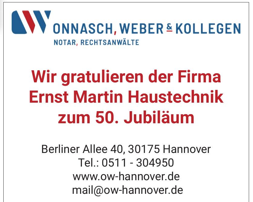 Onnasch, Weber & Kollegen Notar, Rechtsanwälte