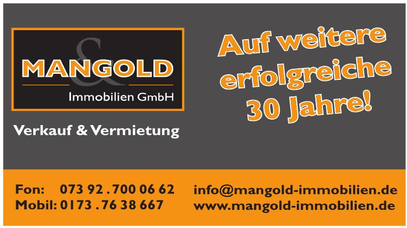 Mangold Immobilien GmbH
