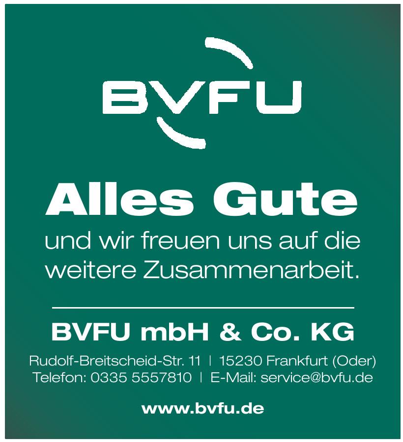 BVFU mbH & Co. KG