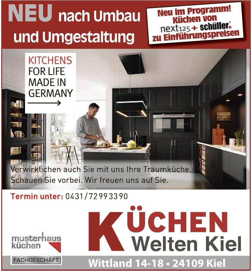 Küchen Welten Kiel