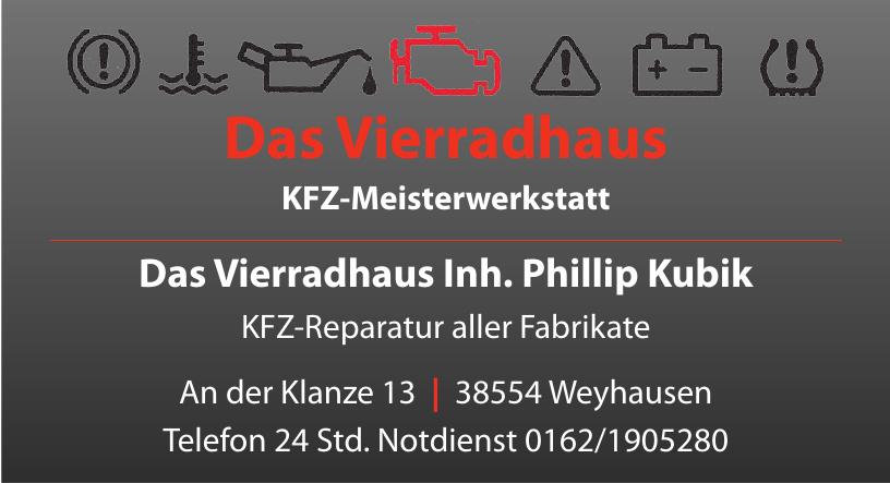 Das Vierradhaus - Phillip Kubik