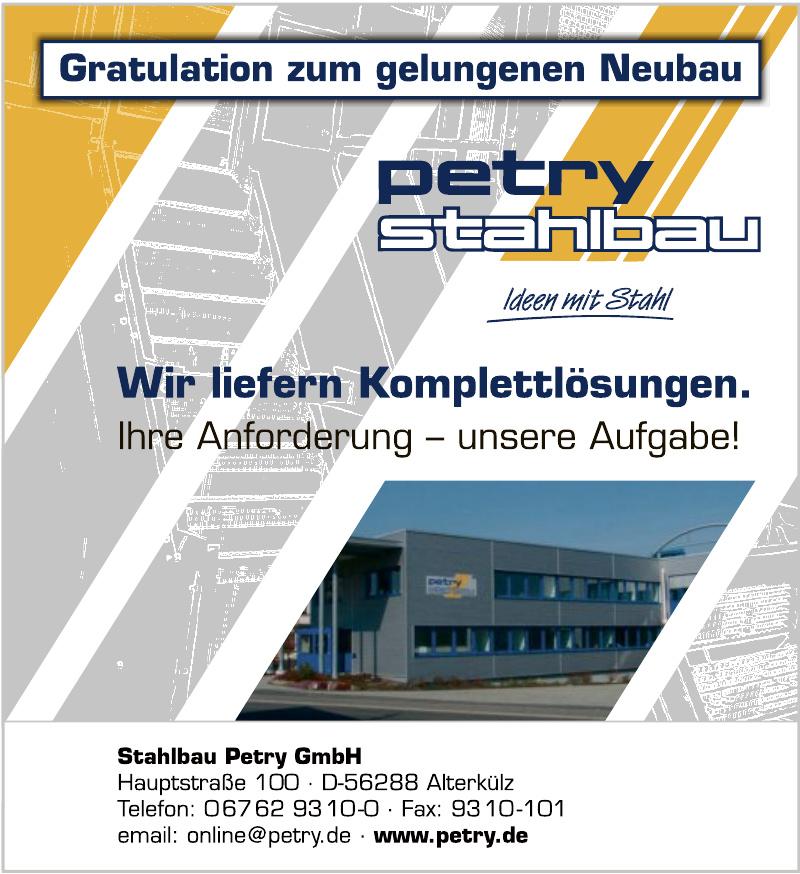 Stahlbau Petry GmbH