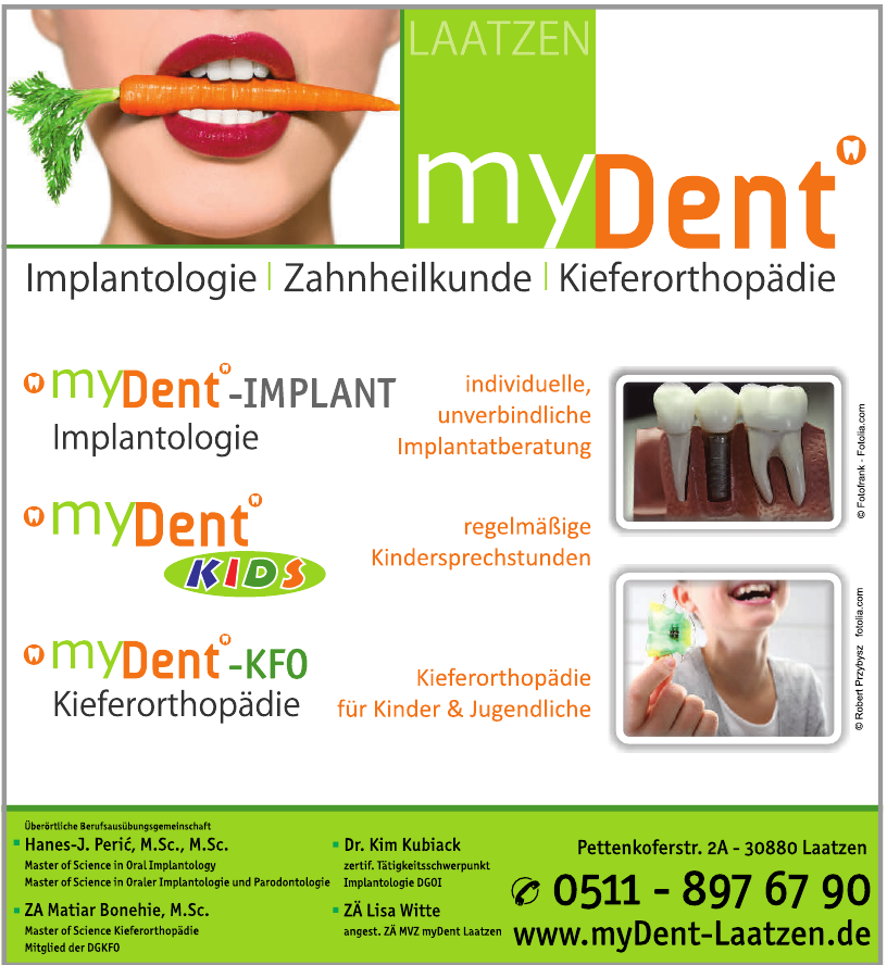 My Dent - KFO