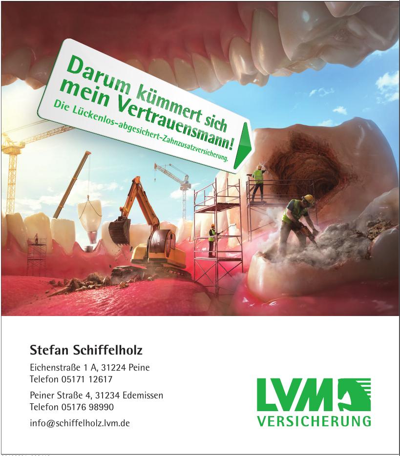 LVM - Stefan Schiffelholz