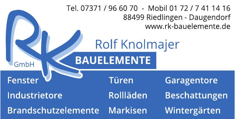 RK Rolf Knolmajer Bauelemente GmbH