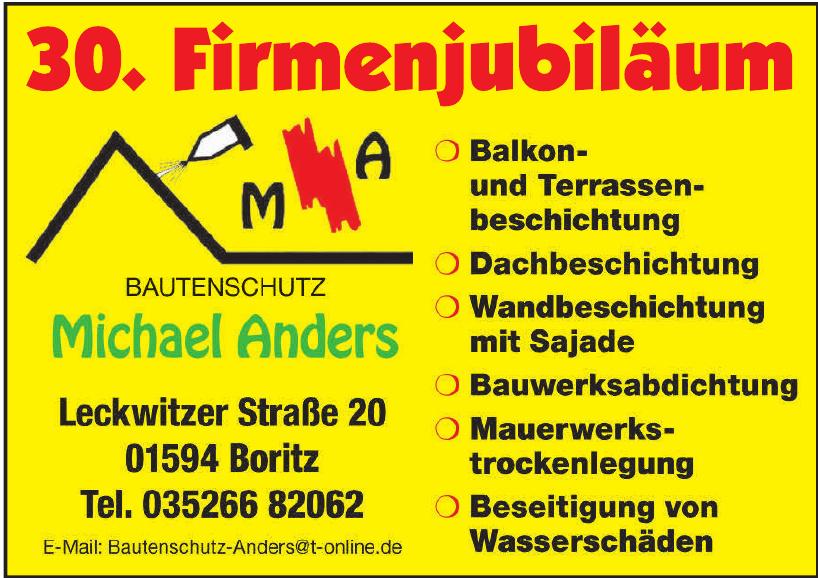 Bautenschutz Michael Anders