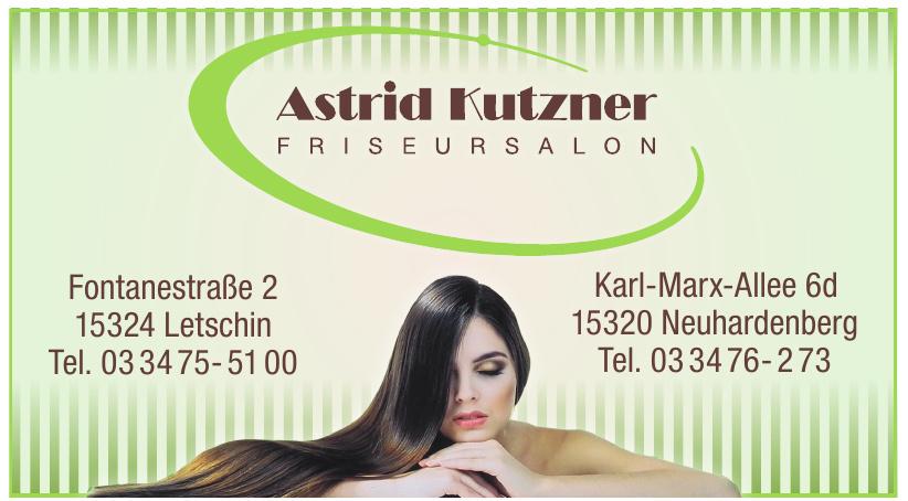 Astrid Kutzner Friseursalon