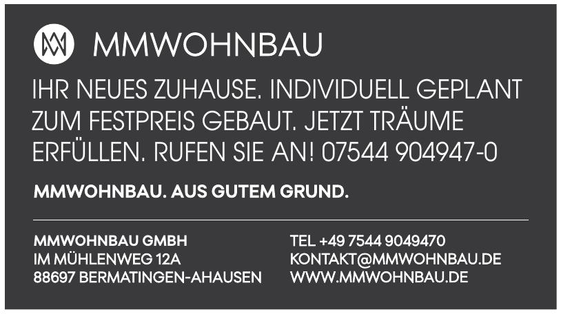 MMWohnbau GmbH