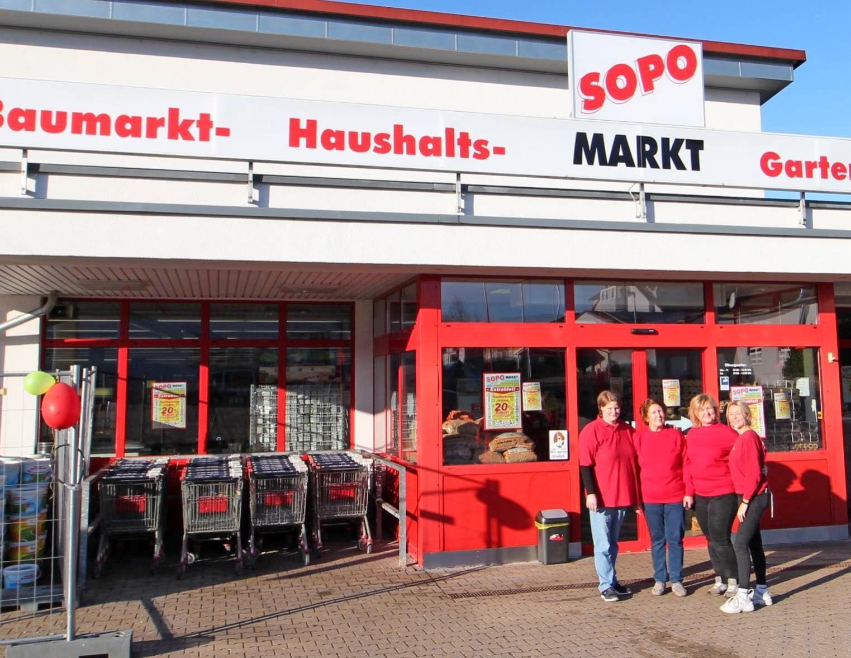 Im Untergruppenbacher Sopomarkt findet die Kunde nicht nur Waren des täglichen Bedarfs, sondern auch Werkzeug, Garten-, Sanitär- und Elektroartikel. Foto: privat