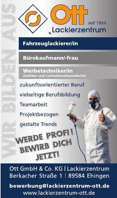 Ott GmbH & Co. KG - Lackierzentrum
