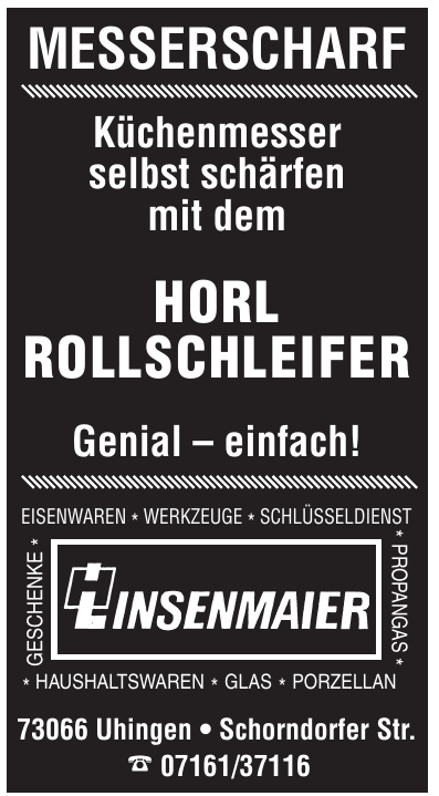 Linsenmaier