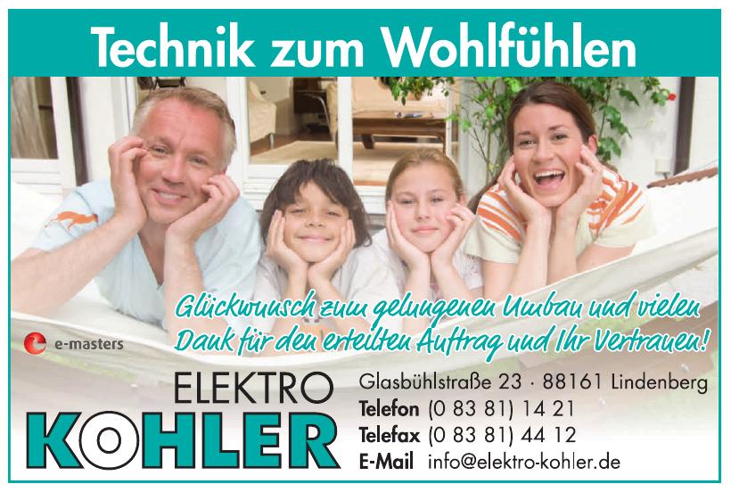 Elektro Kohler GmbH