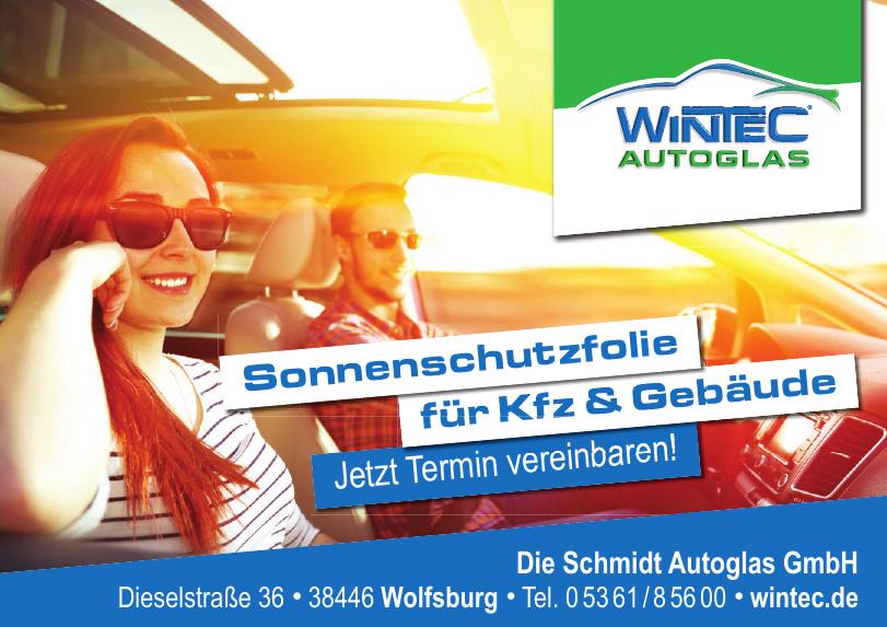 Die Schmidt Autoglas GmbH