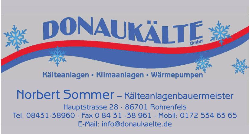 Norbert Sommer – Kälteanlagenbauermeister