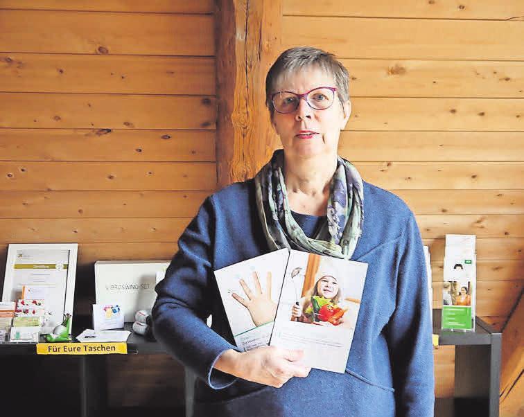 Erprobt und erfolgreich: Susanne Zekri berät über das Stoffwechselkonzept