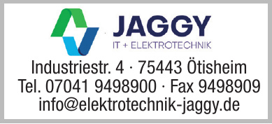 Jaggy GmbH IT+Elektrotechnik