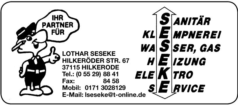 Lothar Seseke