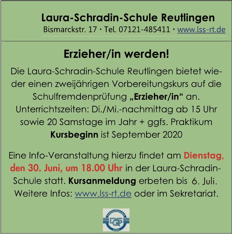 Laura-Schradin-Schule-Reutlingen