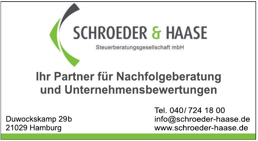 Schroeder & Haase
