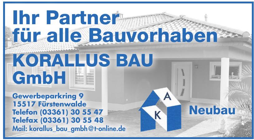 Korallus Bau GmbH