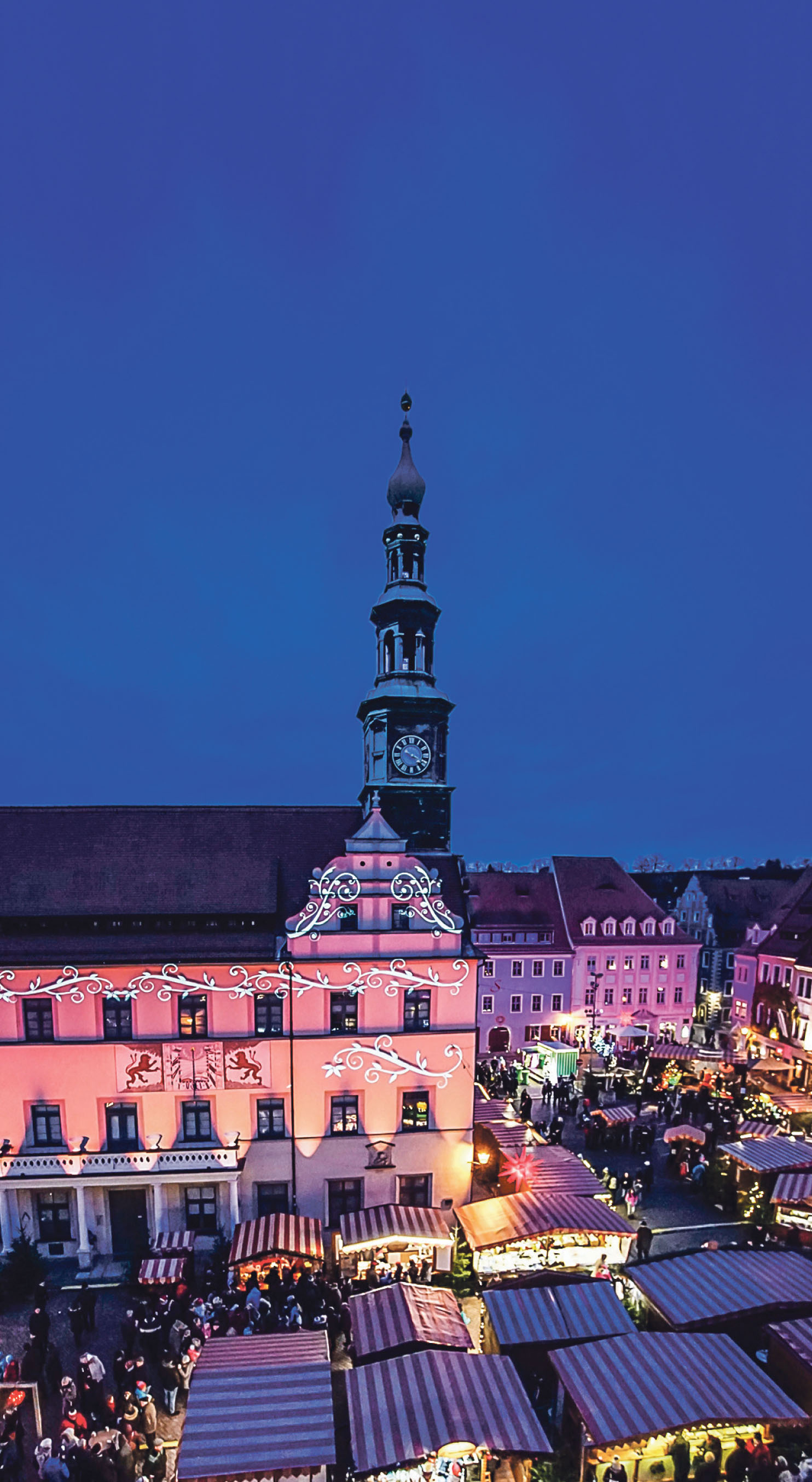 Filigrane Kunst in der Eiswelt Dresden Image 2