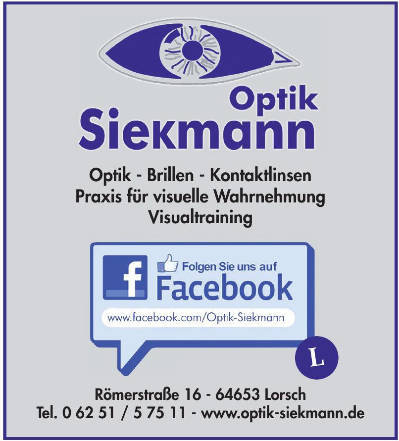 Optik Siekmann