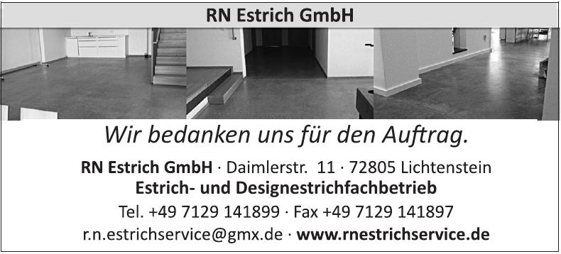 RN Estrich GmbH