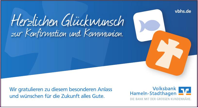 Volksbank Hammeln-Stadthagen