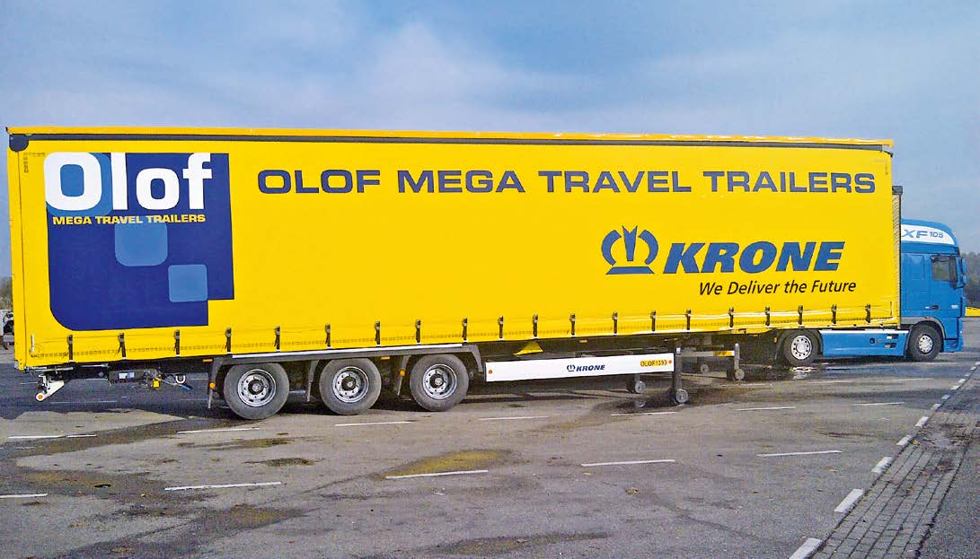 The company consistently relies on Krone quality in its vehicle fleet.