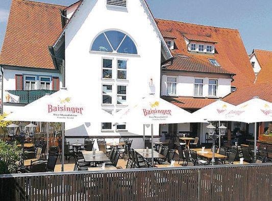 Gasthaus Hirsch, Rottenburg