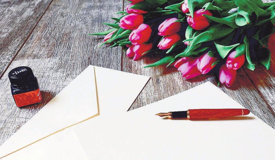 Ein handgeschriebener Brief kommt von Herzen. Pixabay / Bru-nO