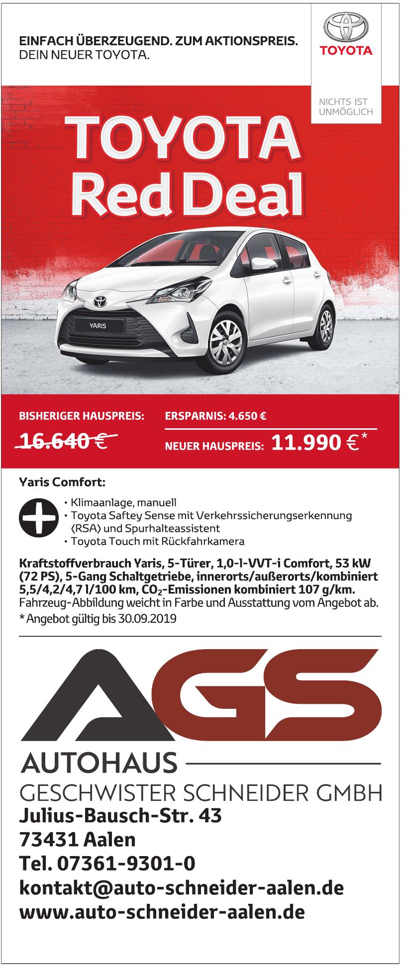 Geschw.Schneider GmbH Autohaus