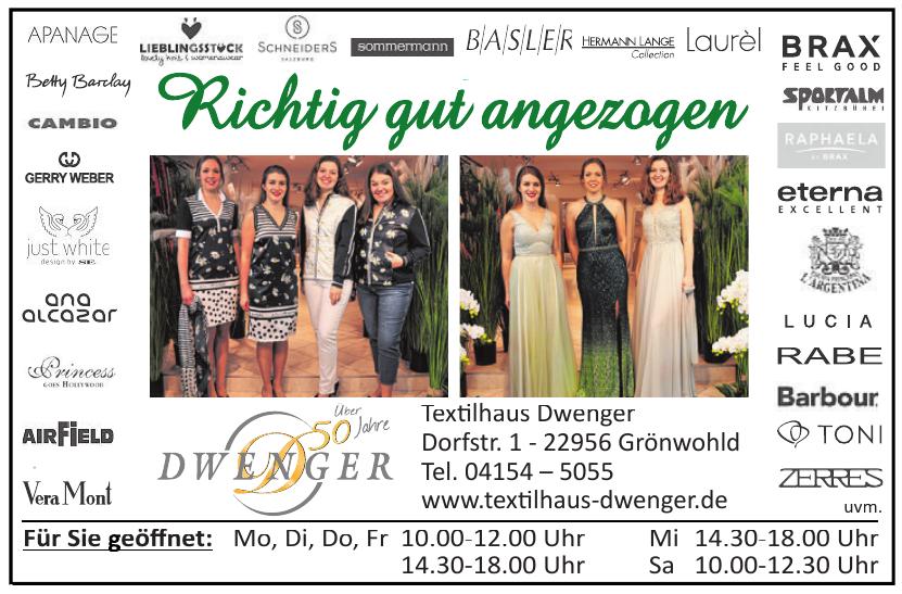 Textilhaus Dwenger