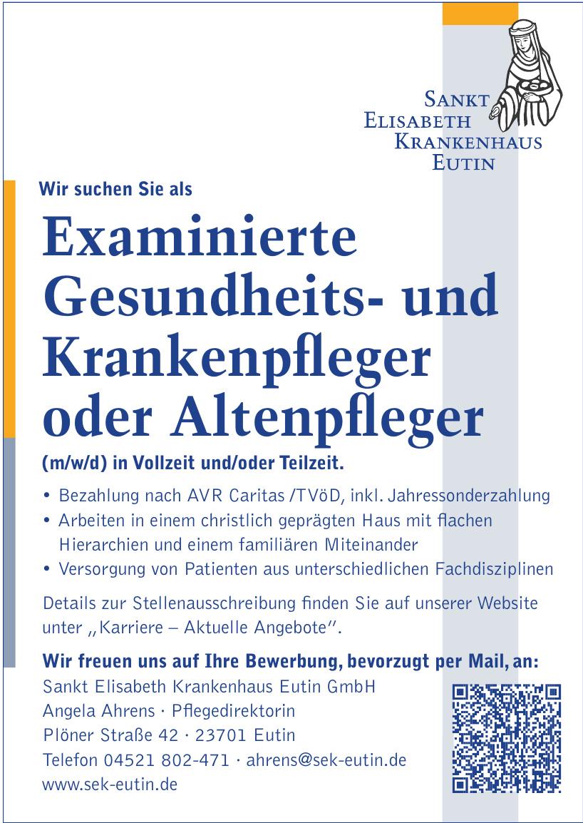 Sankt Elisabeth Krankenhaus Eutin GmbH