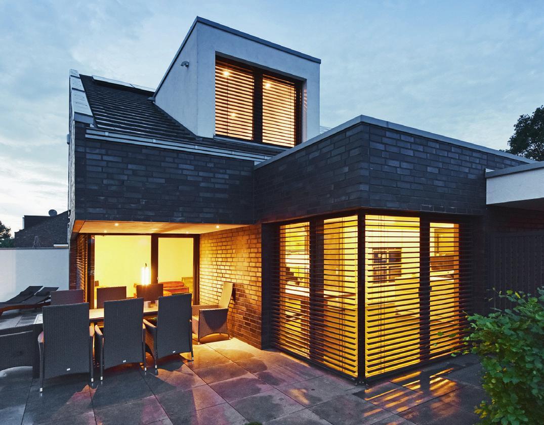 Massivbauten mit Innen- und Außenwänden aus Kalksandsteinmauerwerk garantieren einen ausgezeichneten Schallschutz. epr/Bundesverband Kalksandsteinindustrie e. V. (3)