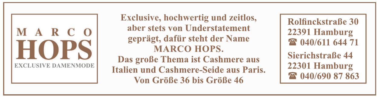 Marco Hops