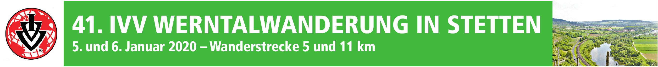 41. IVV Werntalwanderung in Stetten Image 1