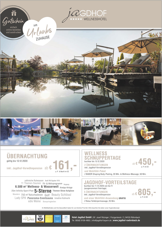 Hotel Jagdhof GmbH