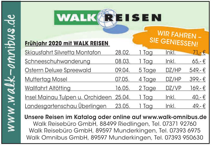 Walk Reisebüro GmbH