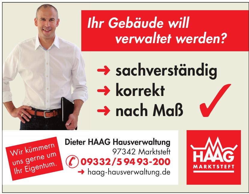 Haag Marktsteft - Dieter Haag Hausverwaltung