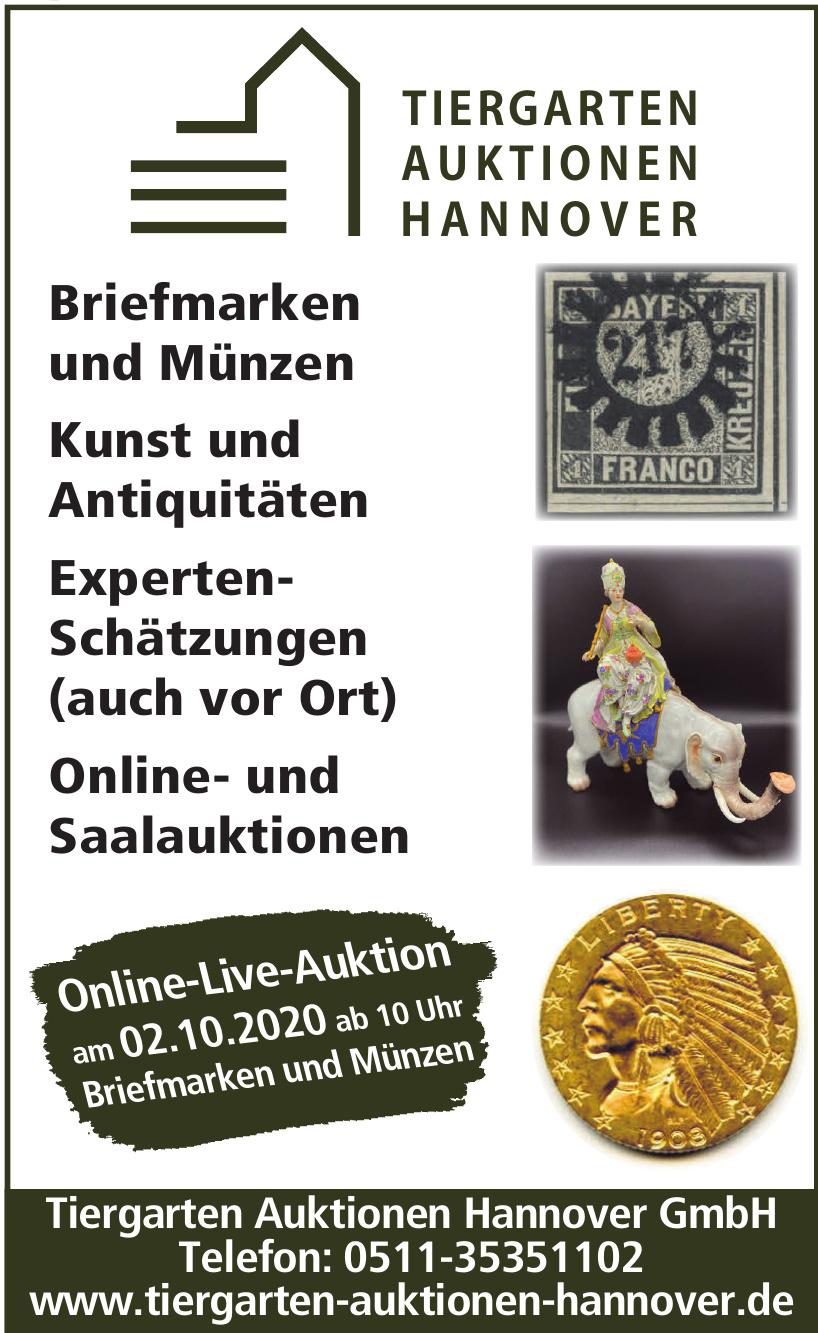 Tiergarten Auktionen Hannover GmbH