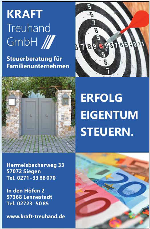 Kraft Treuhand GmbH