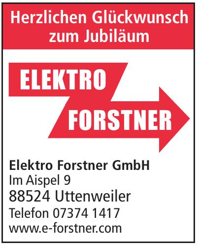 Elektro Forstner GmbH