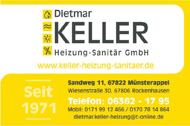 Dietmar Keller Heizung-Sanitär GmbH