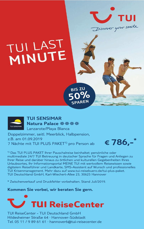 Tui ReiseCenter - Tui Deutschland GmbH